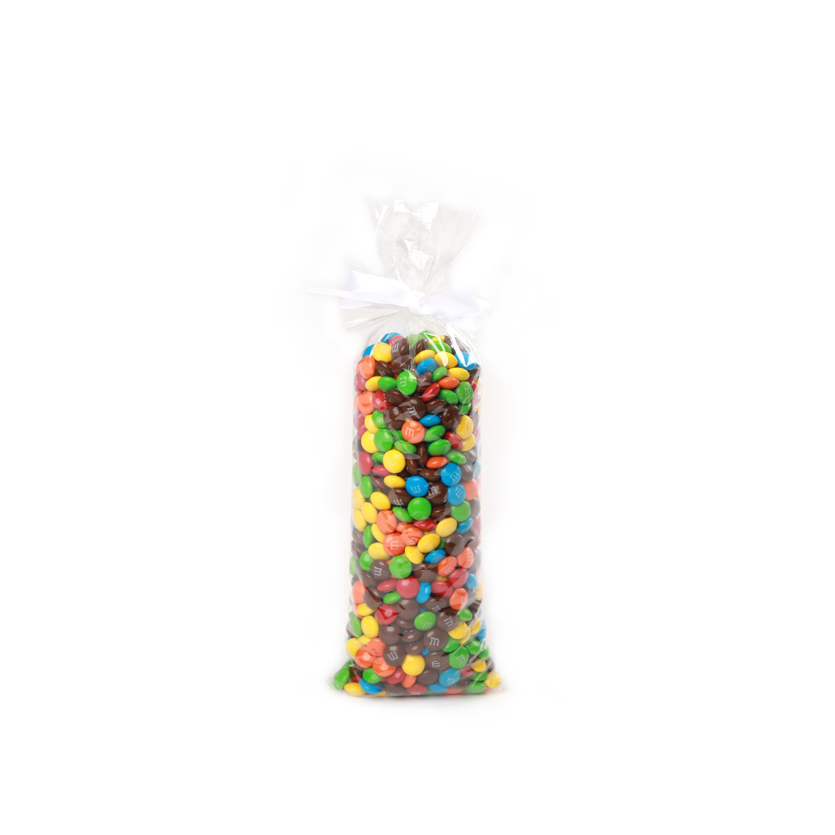 8oz M&M's in cello bag