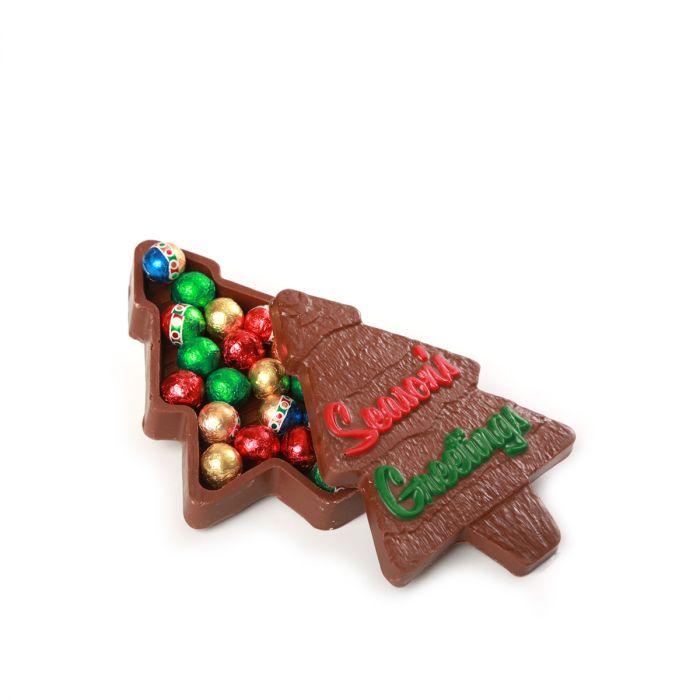Christmas Tree Chocolates Part - 37: Chocolate Works