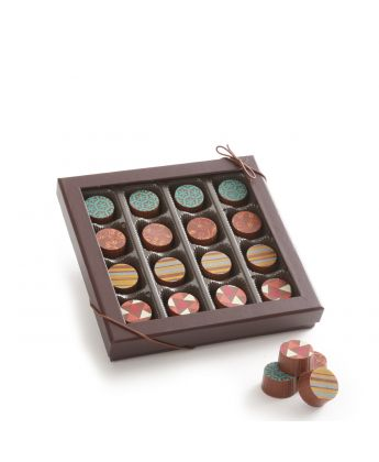Medium Milk Truffle Assortment