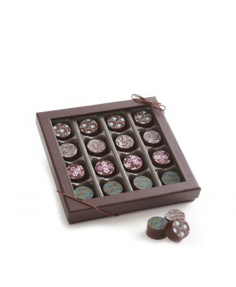 Medium Dark Truffle Assortment