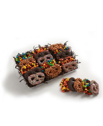Chocolate Covered Pretzels Assortment