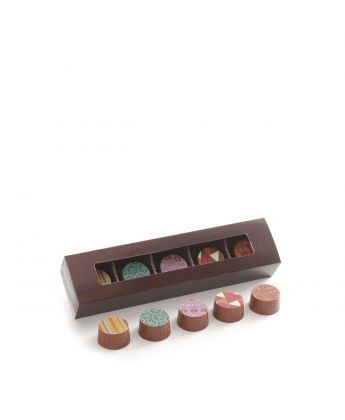 Truffle Slider Box Milk Assortment
