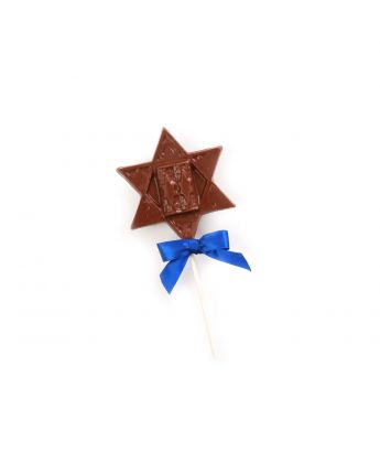 Star Of David Lollipops