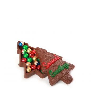 Christmas Tree Chocolate Box