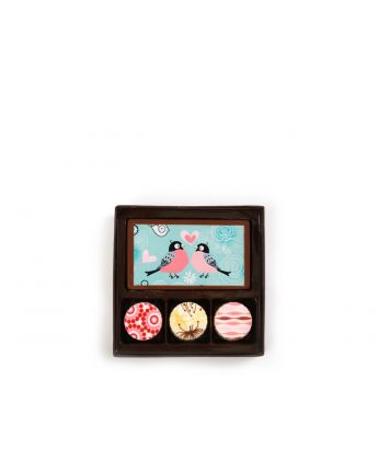 Love Struck Birds 3 Piece Assortment