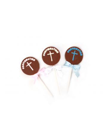 Confirmation Lollipops