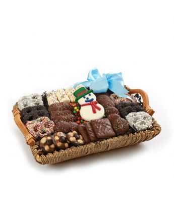 Winter Tray Basket