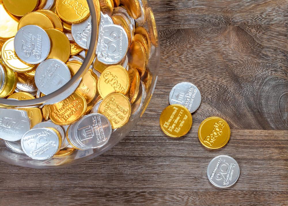 Creative Coins